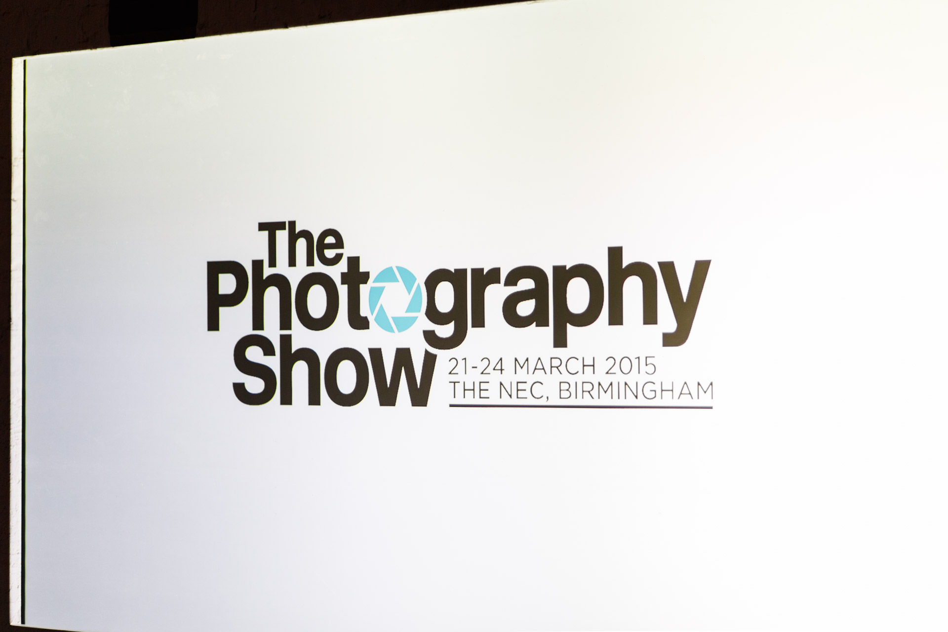 The Photography Show 2015 Andrew Wilson Photography