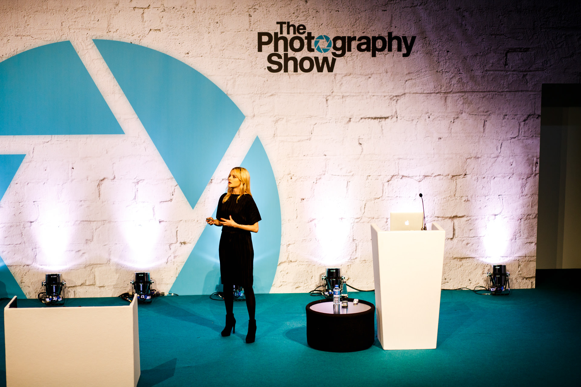 I really enjoyed the Super Stage talks last year, so I made sure to go to another this year.  Lara Jade (a worldwide fashion photographer from the UK)gave her talk '10 Year Evolution', described her journey from her late-teens to now. Her work, drive and approach to reach where she is now is inspiring...
