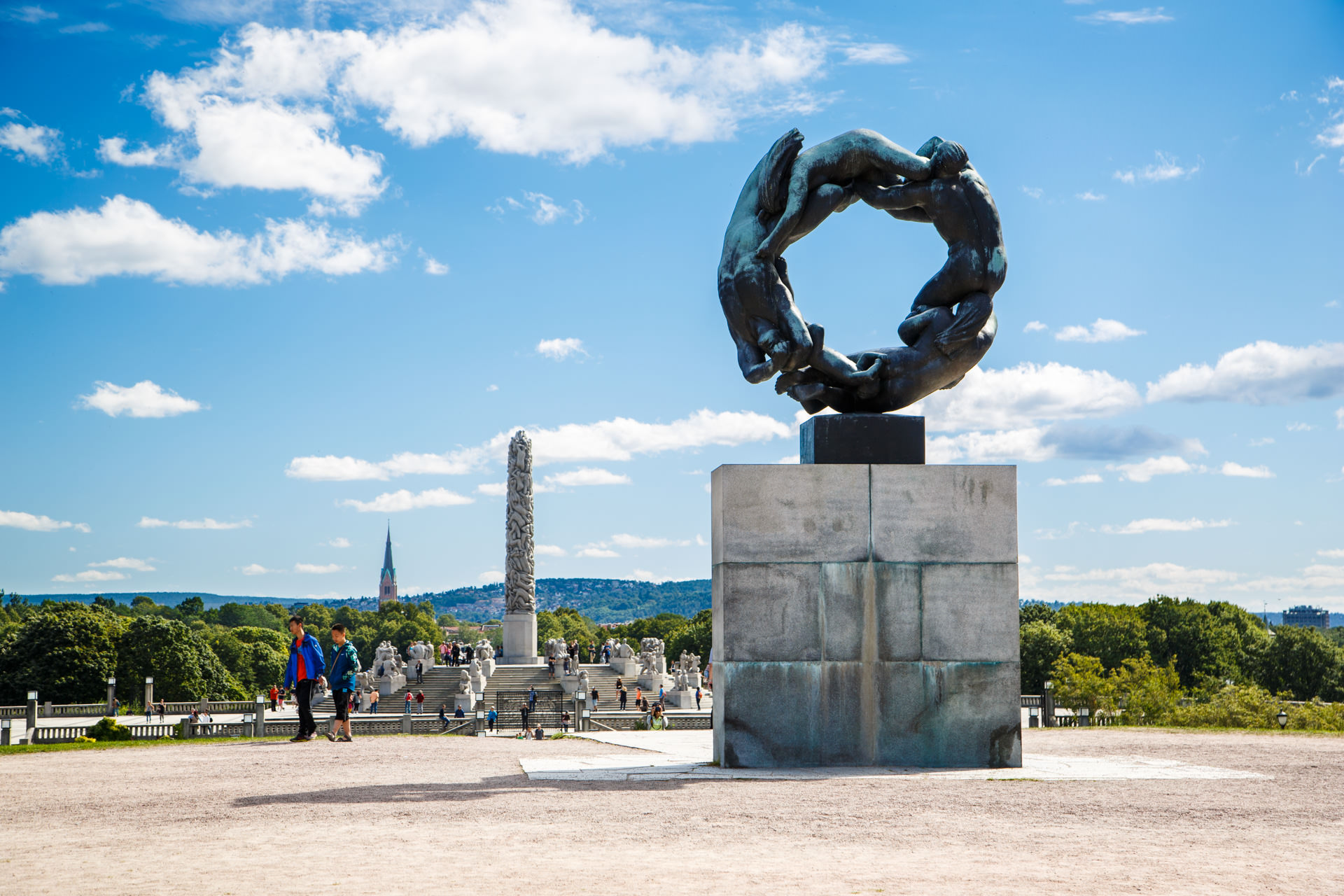 Andrew Wilson Photography Oslo Norway (7) Vigeland Park.jpg