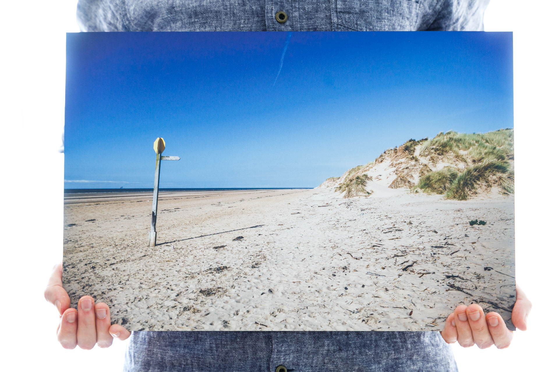 'To Wicks Path' (45x30cm - £70)