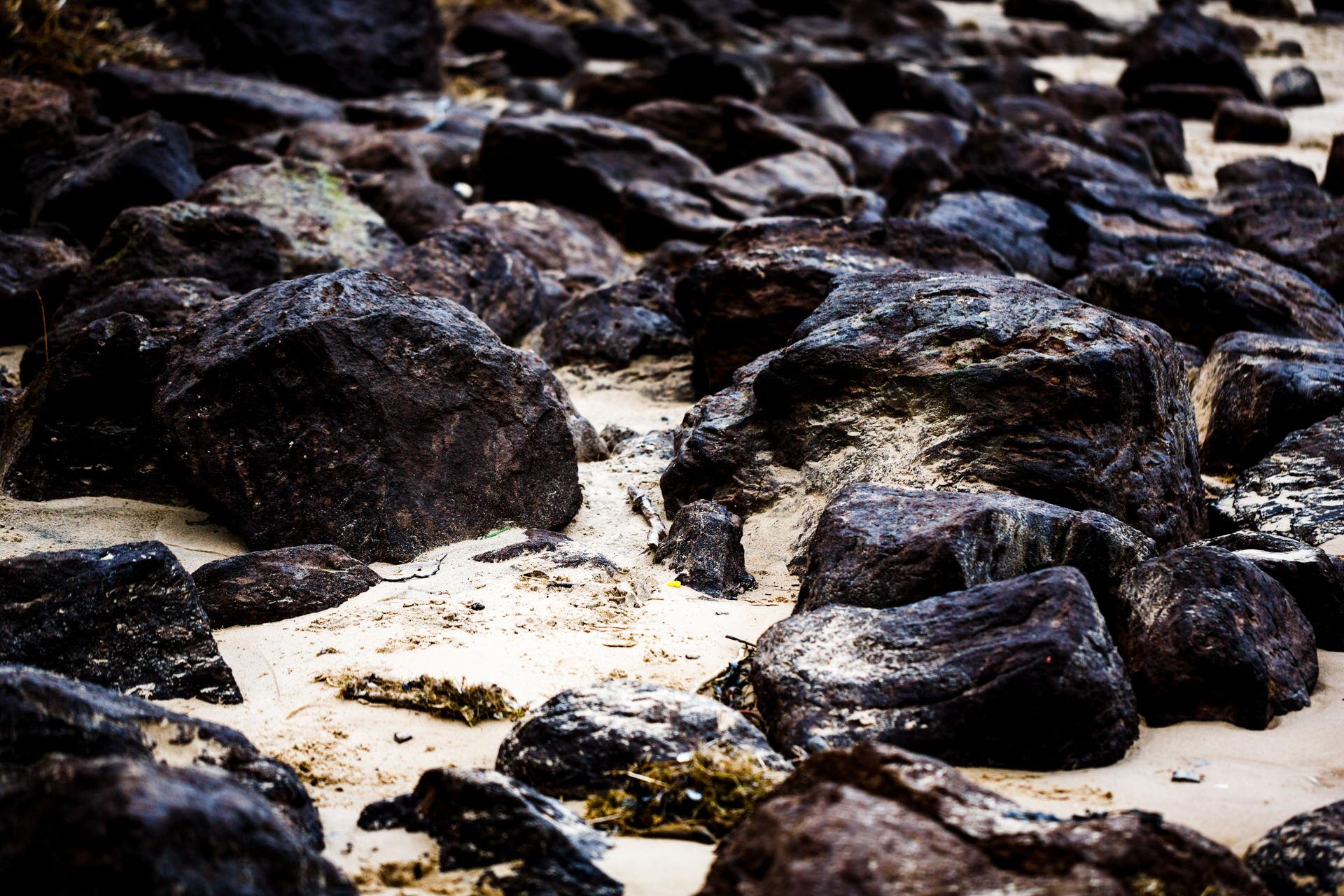 Andrew Wilson Photography Formby Beach Liverpool Rocks