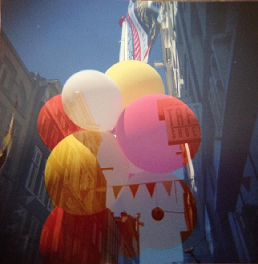 I took this double exposure on my Holga in Amsterdam. My Lomography style has become more complex over time, but I'll always appreciate simplicity.