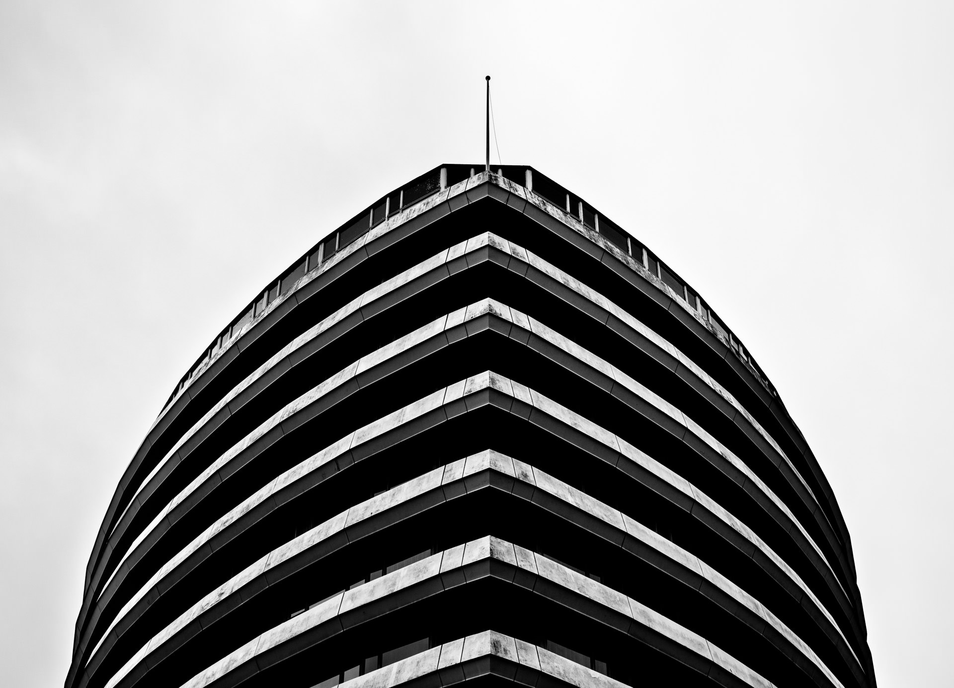 Mercure Liverpool Atlantic Tower Hotel.