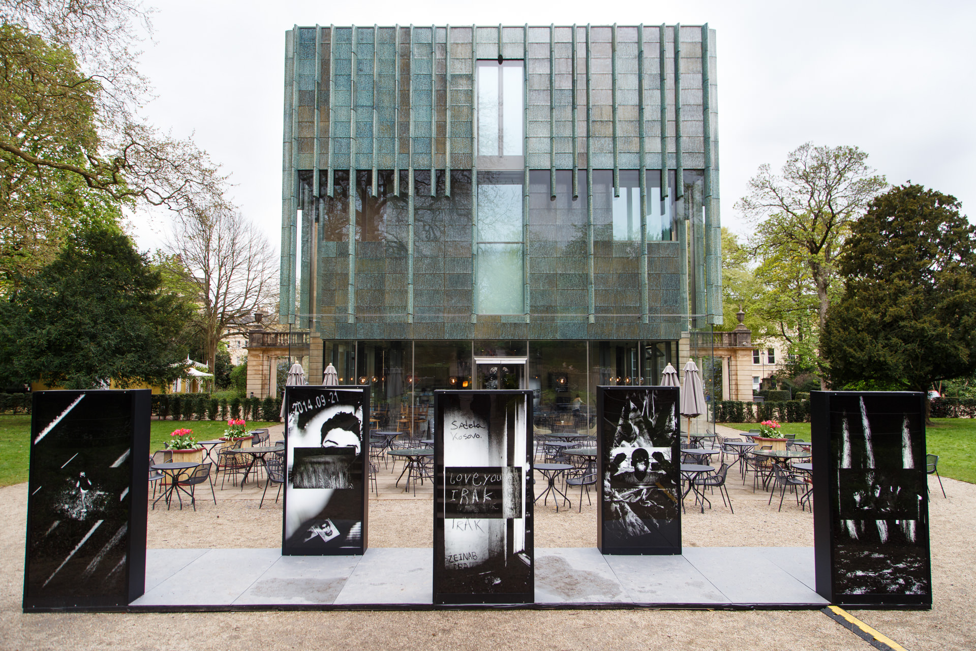 The Holburne Museum.