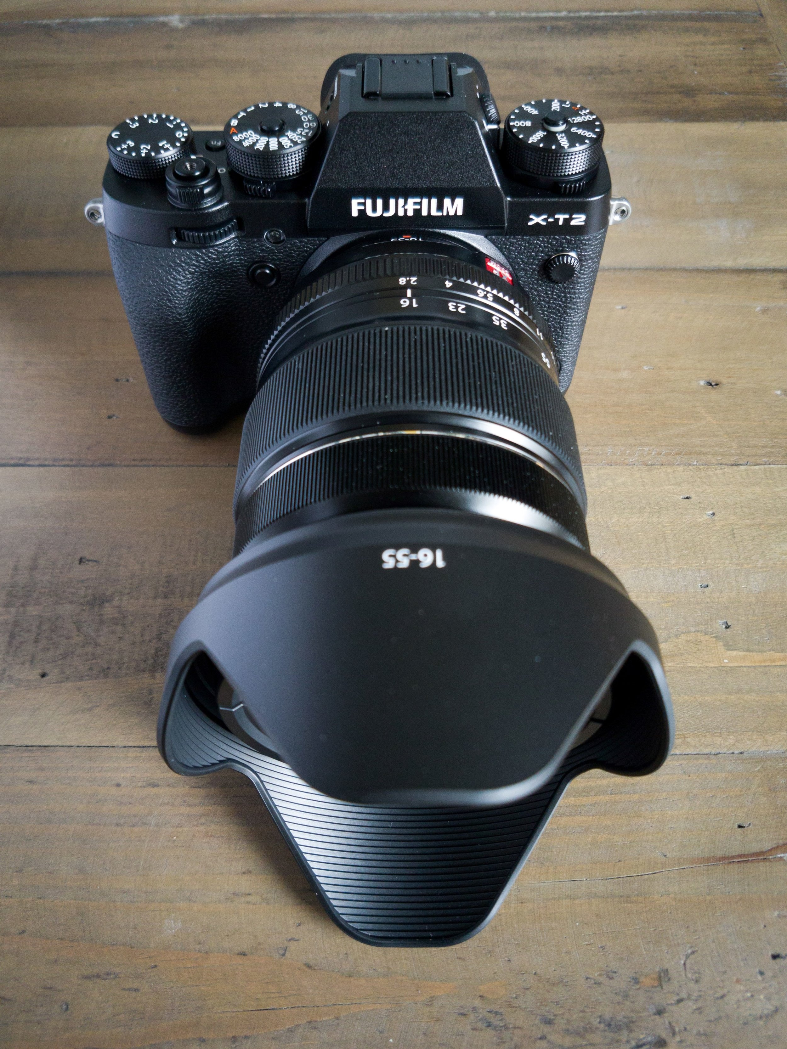 One of my most significant camera purchases of recent years - the Fuji X-T2.