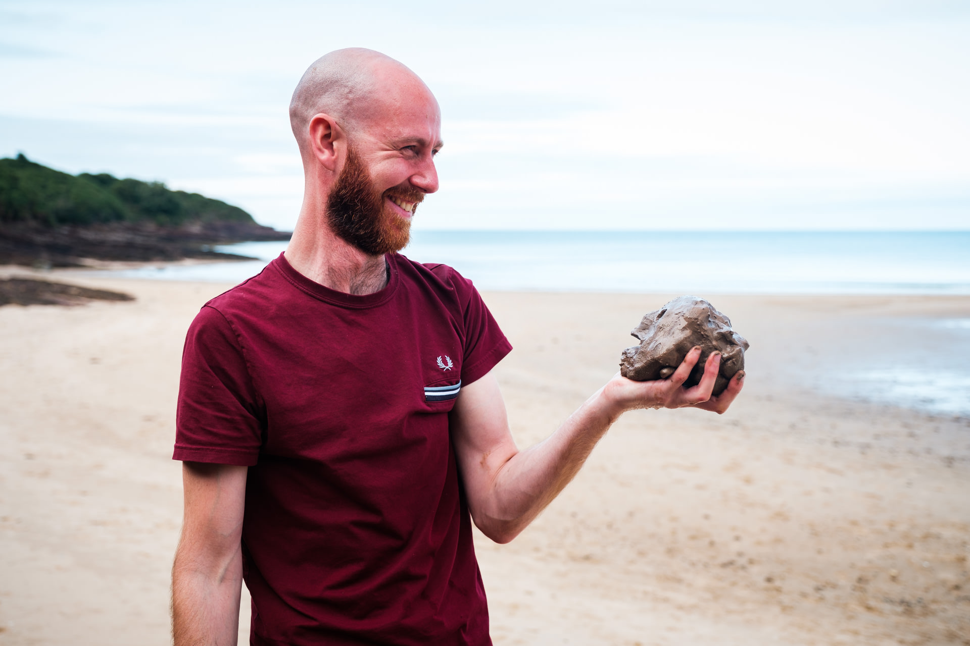 Keiron's 'Castaway' moment…