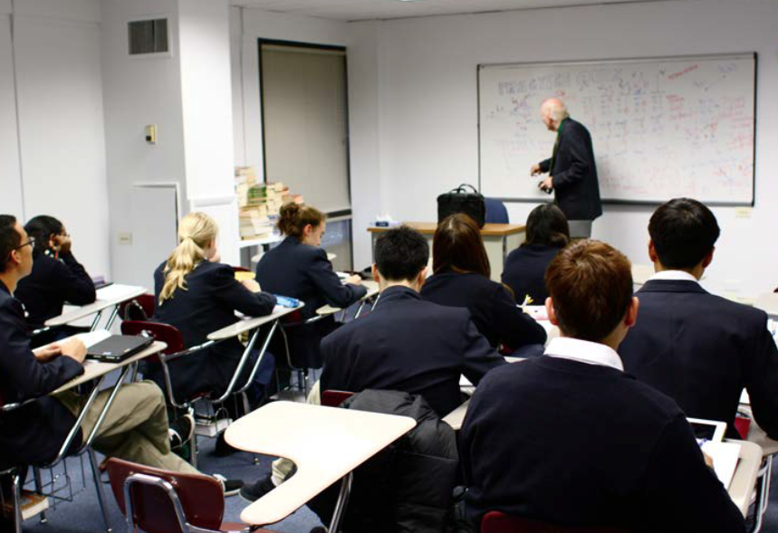 Dr. Hays Teaching