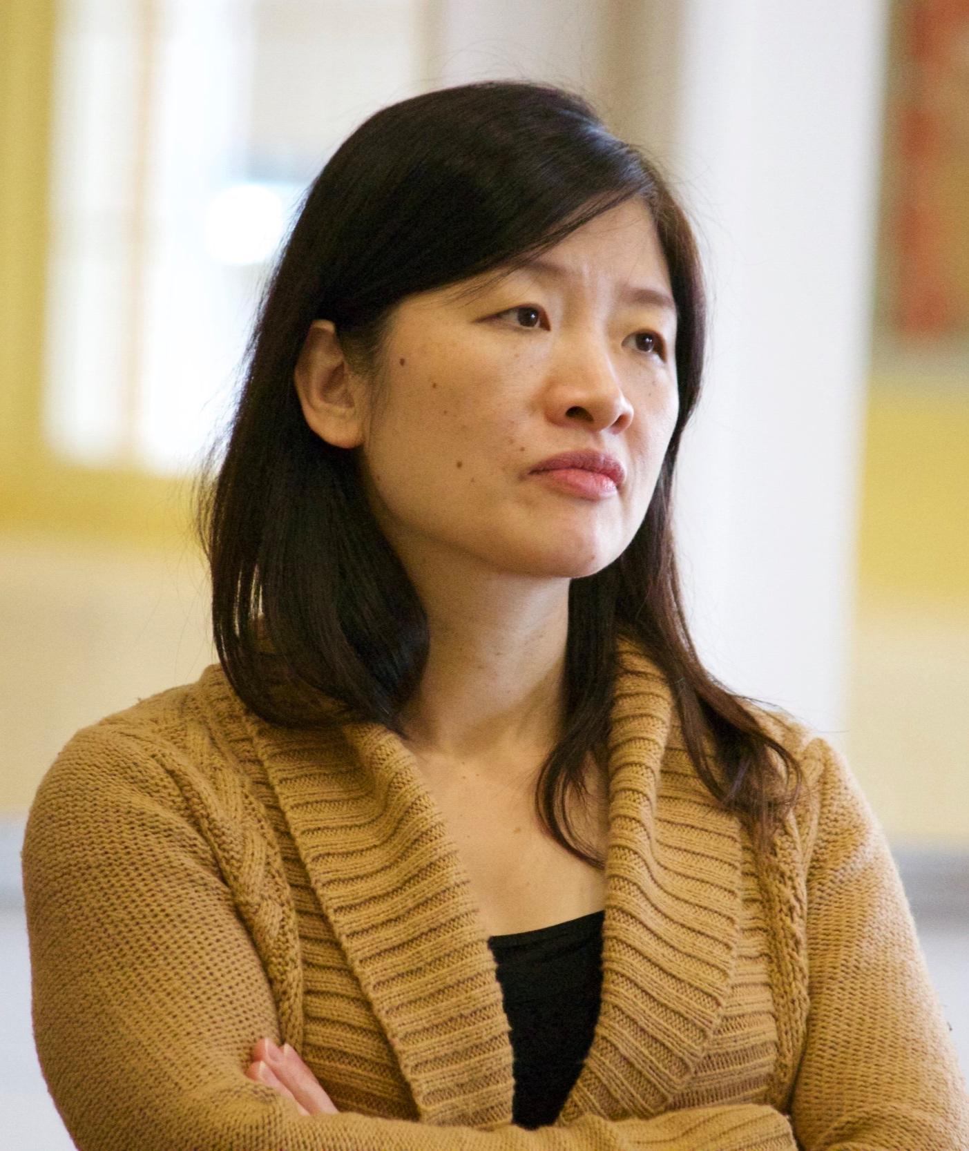 Joyce Seto  Academic Advisor