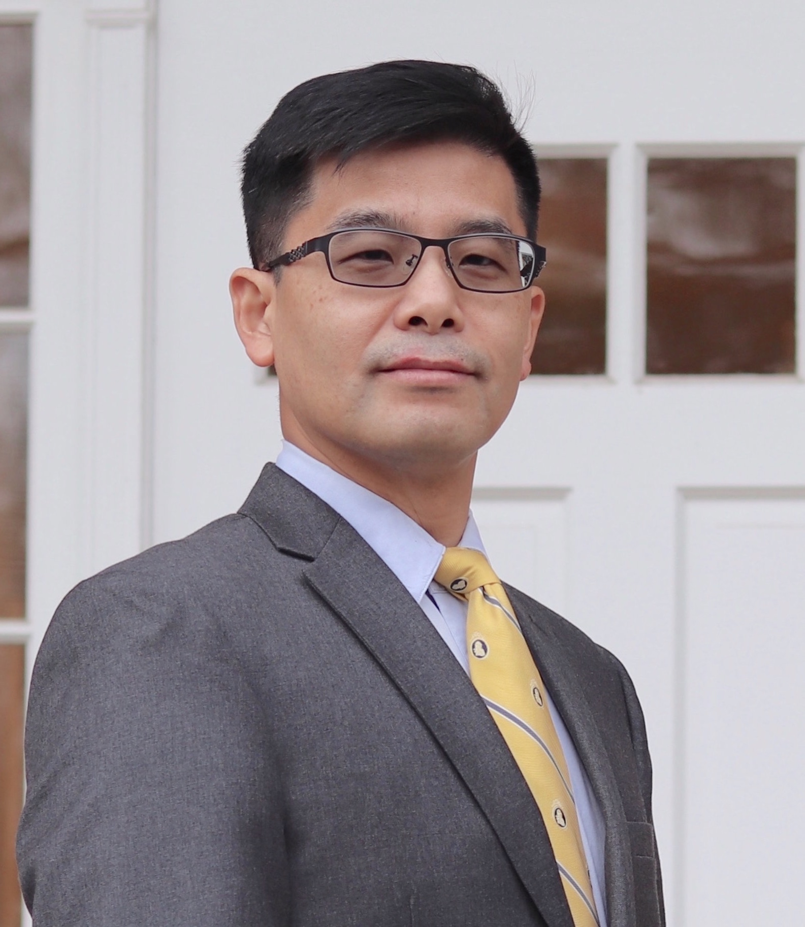 Joseph Sun  International Admissions Director
