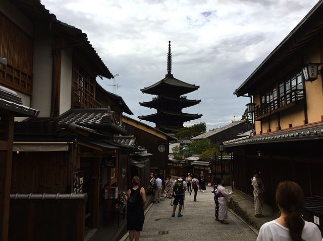 A few things in Kyoto.