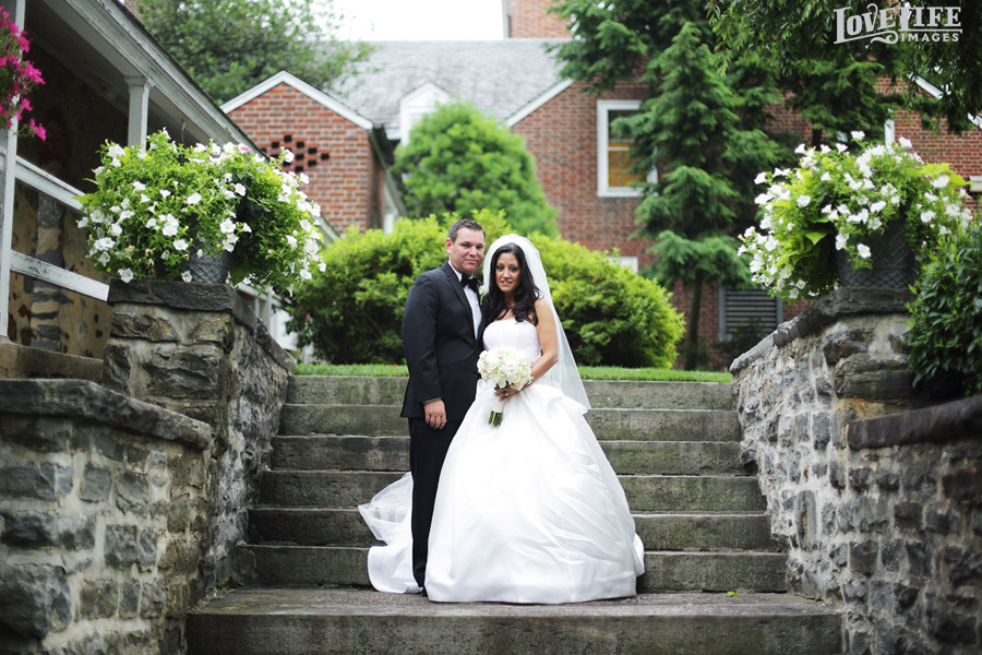 Lia and Chris, Baltimore Country Club, Love Life Images