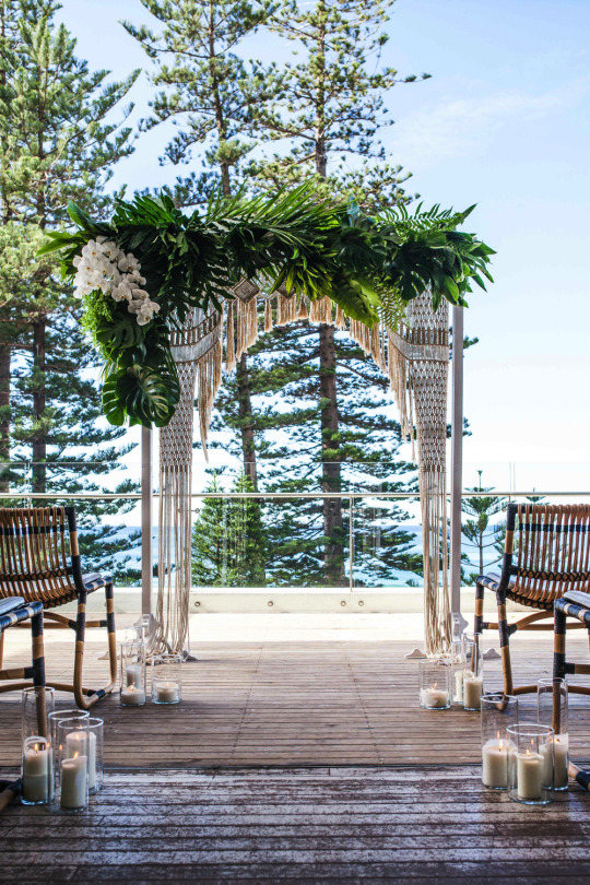 FloraFolk Wedding Florist Sydney Hello May Beachside Dojo 5