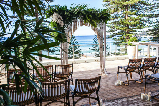 FloraFolk Wedding Florist Sydney Hello May Beachside Dojo 6