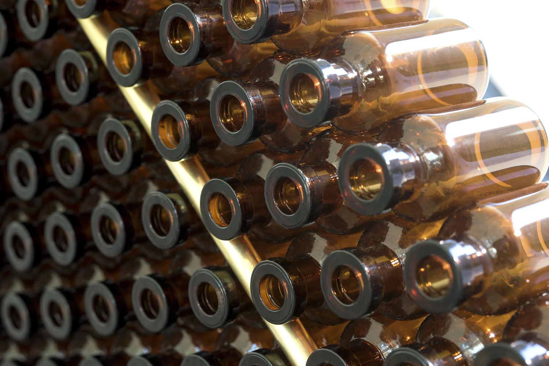 """Amber Bottle Panel """"111"""""""
