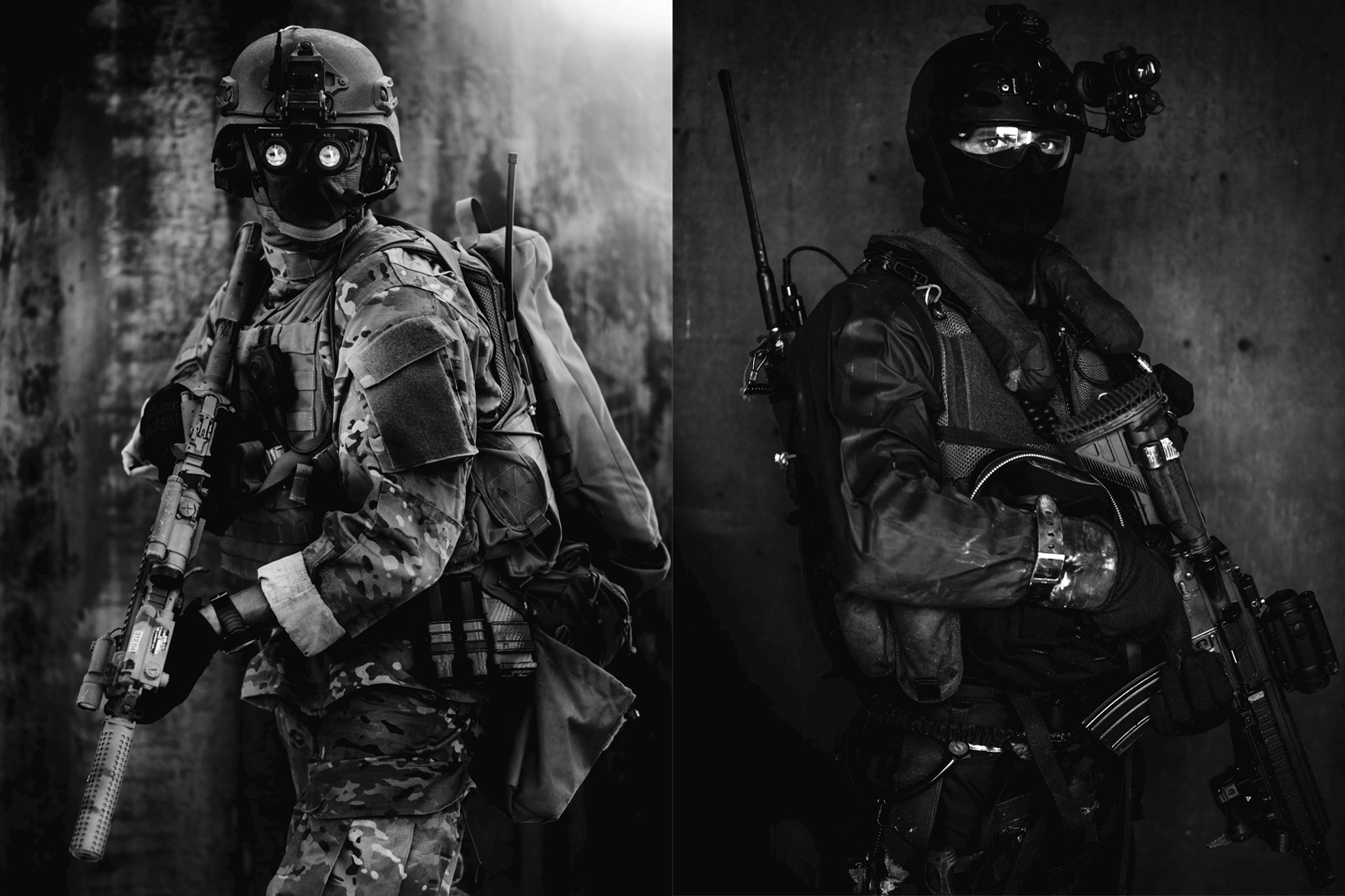 DUTCH SPECIAL FORCES
