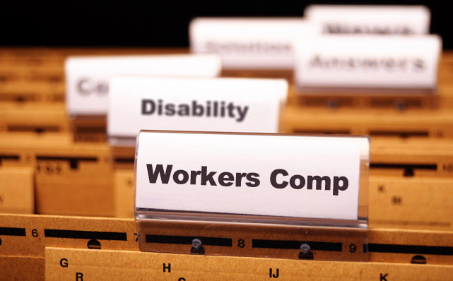 workers compensation image