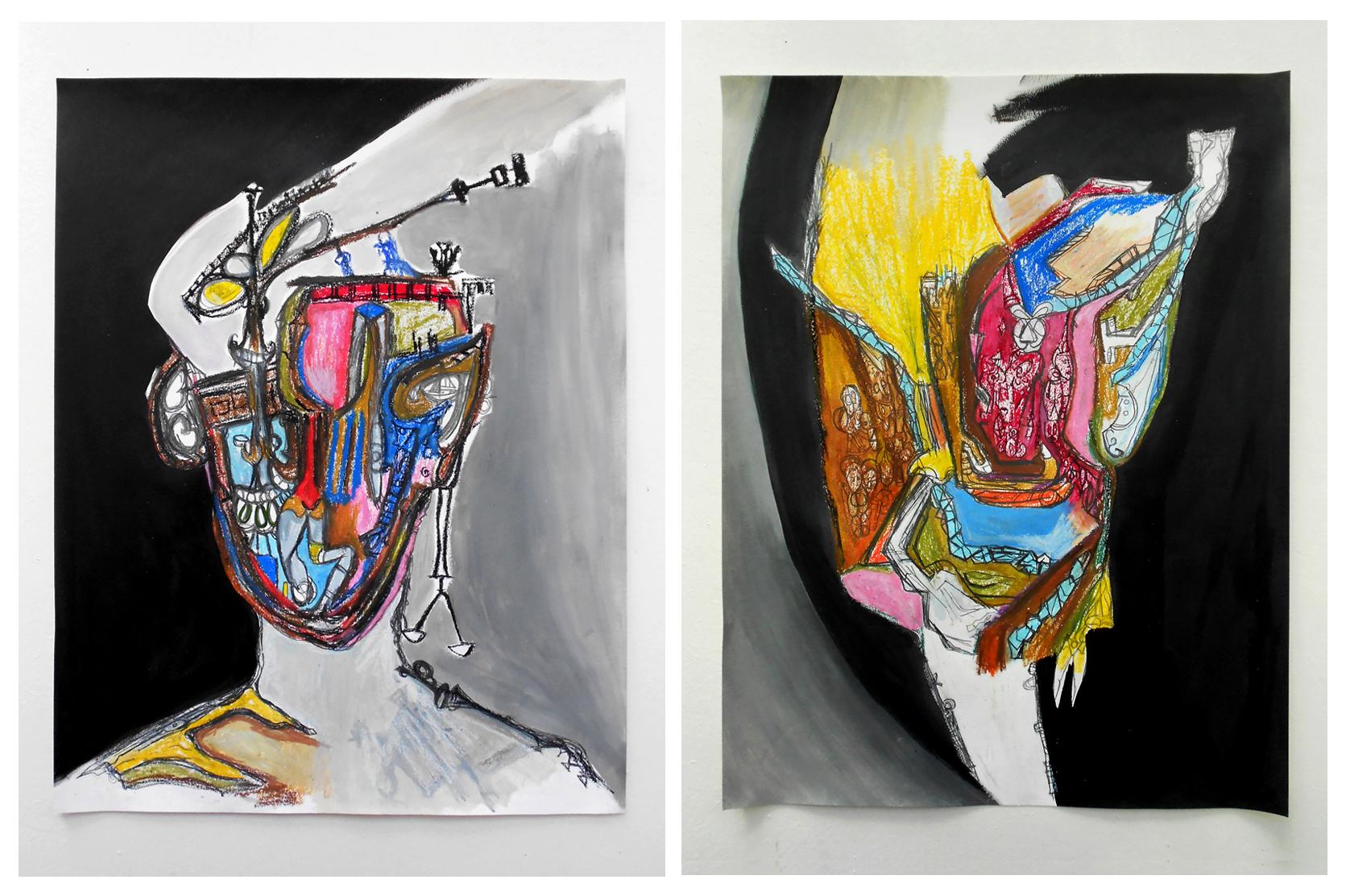 Convertible Heads LX, 2014