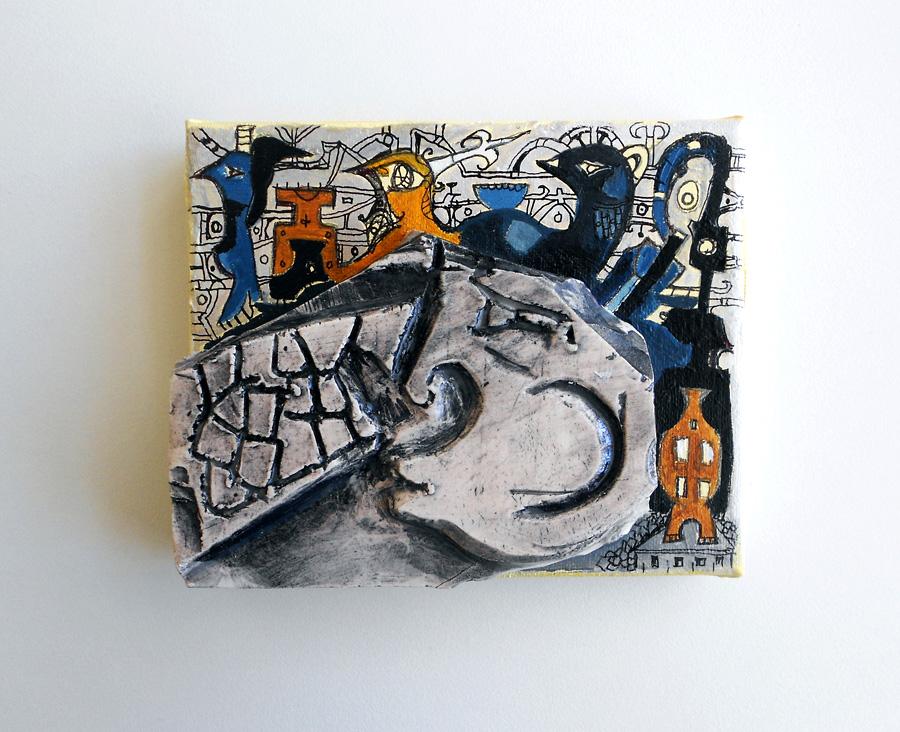 The Voice, Imago Mundi Collection- 2014