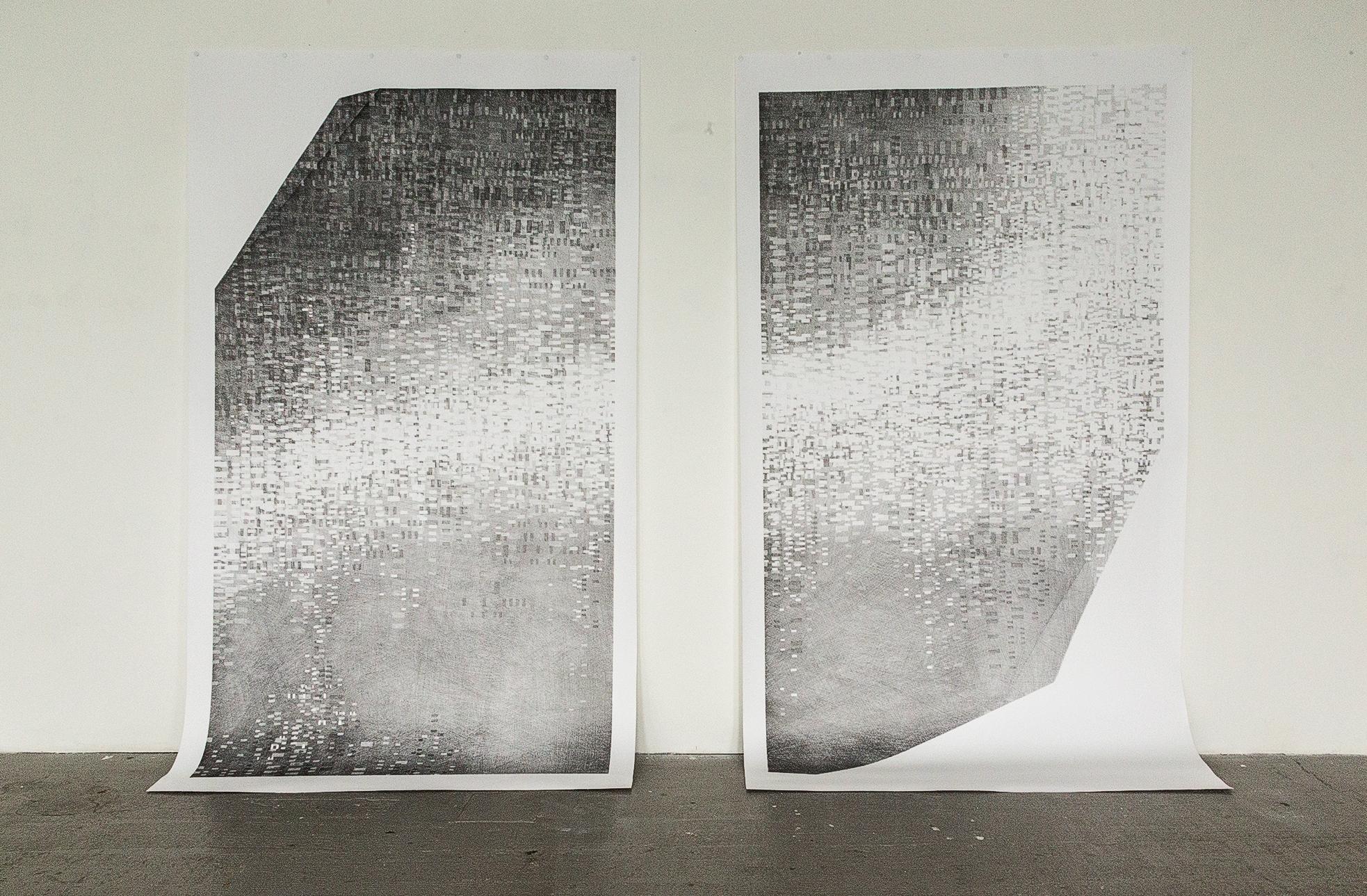 Erasure I and II (2016)