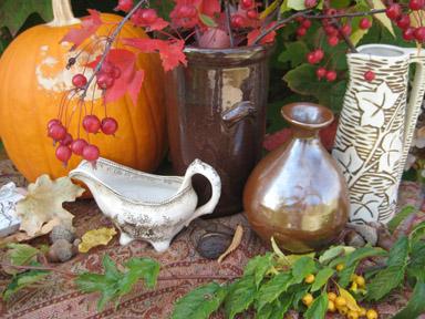 October vignette