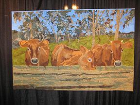 The Girls of Tyrone Farm