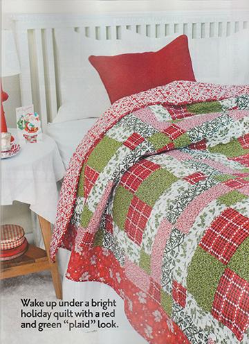 Simple Quilts - Scotch quilt