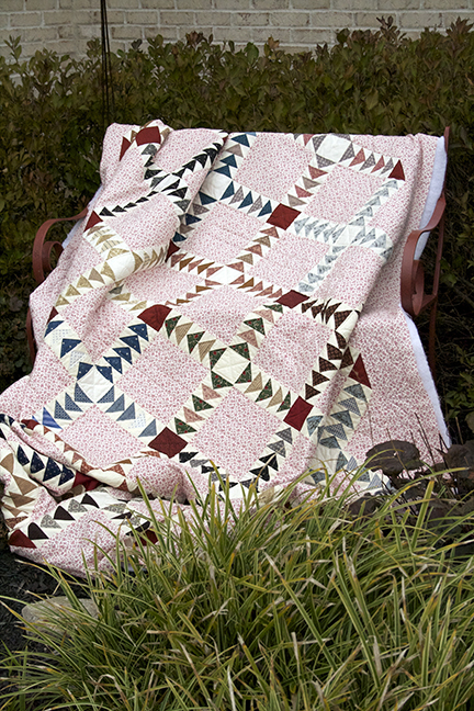 goose chase quilt