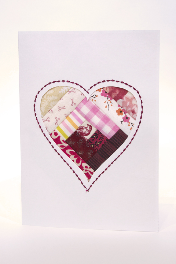 Valentine's Card front web