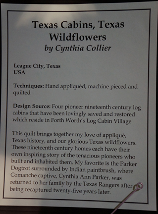 Texas Cabins writeup