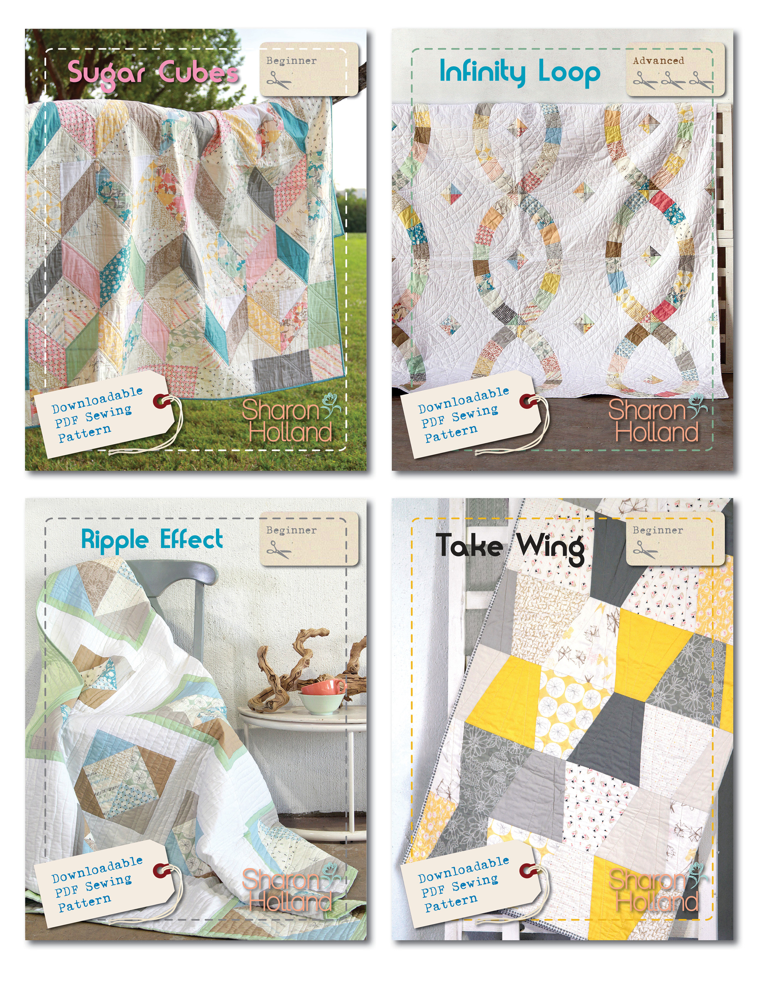 New Patterns from Sharon Holland Designs.jpg