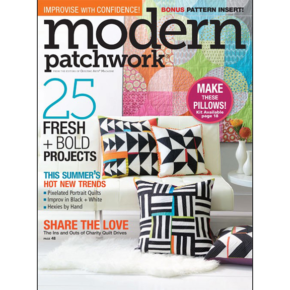 Modern Patchwork Summer 2015