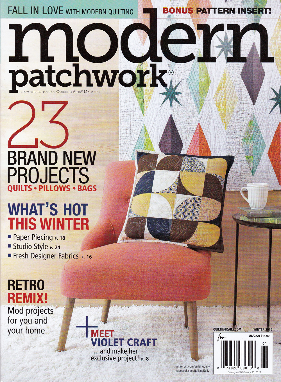 Winter 2016 Modern Patchwork