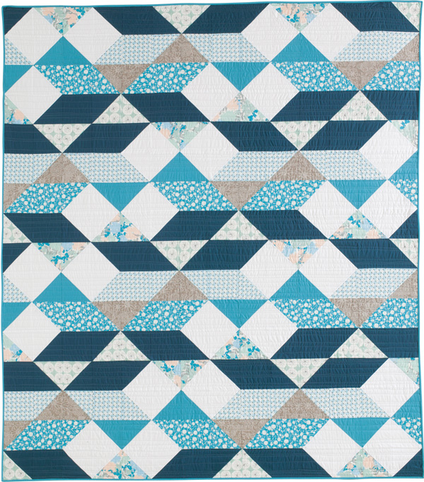 Beach Glass by Sharon Holland featuring Gossamer fabrics and Pure Elements from Art Gallery Fabrics