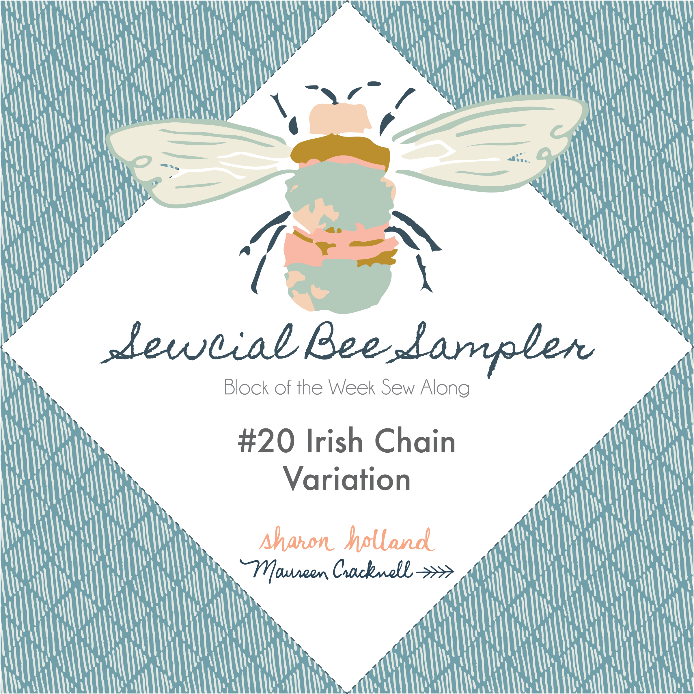 Sewcial Bee Sampler #20-01.jpg