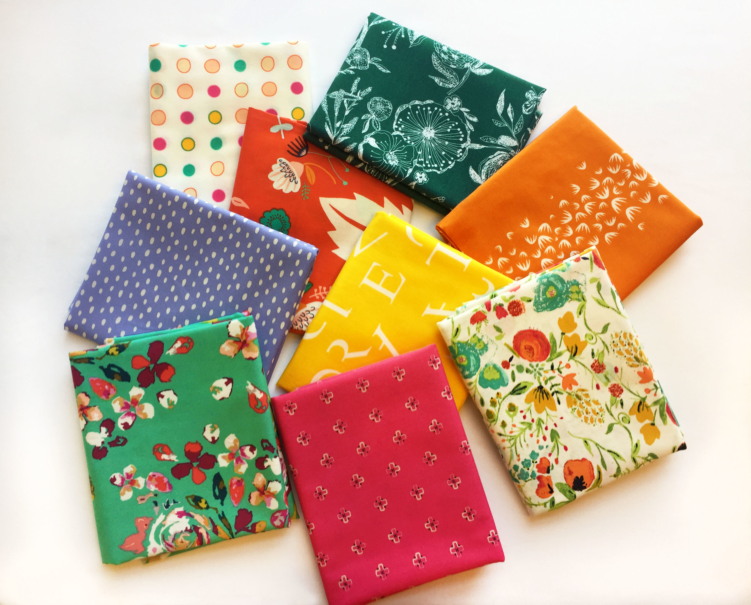 AGF Colorful bundle