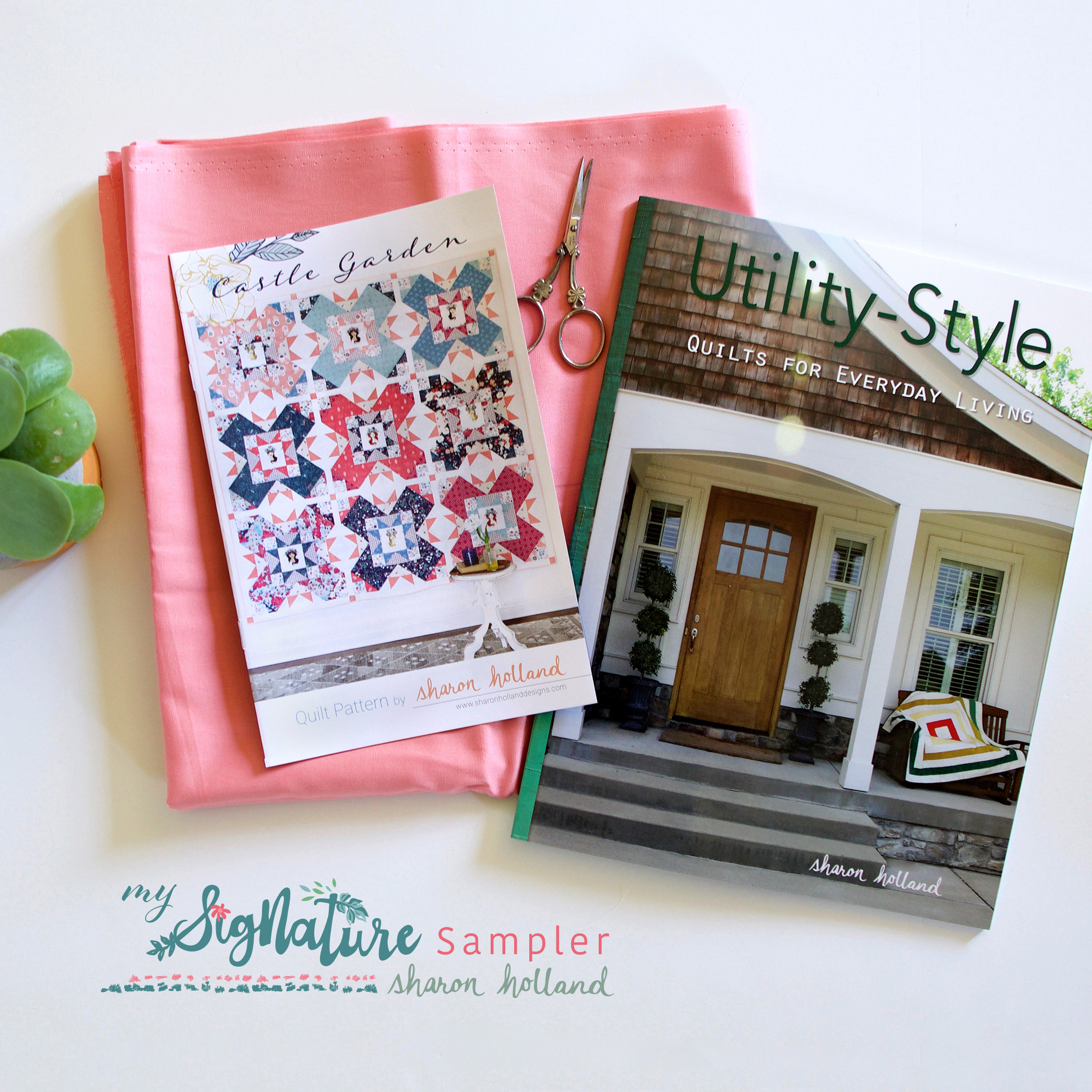 Sharon Holland Pattern and Book.jpg
