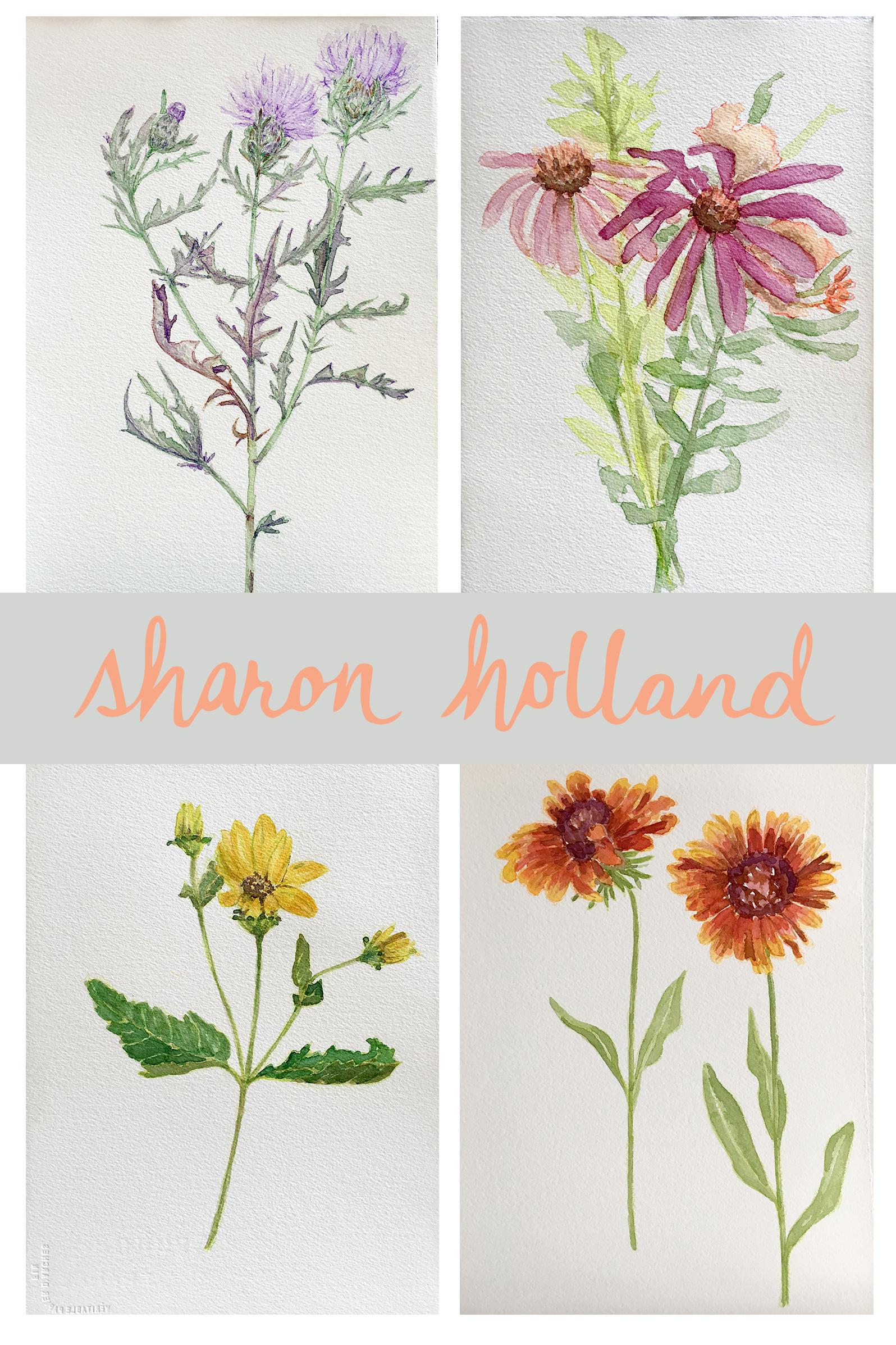 Sharon Holland Art
