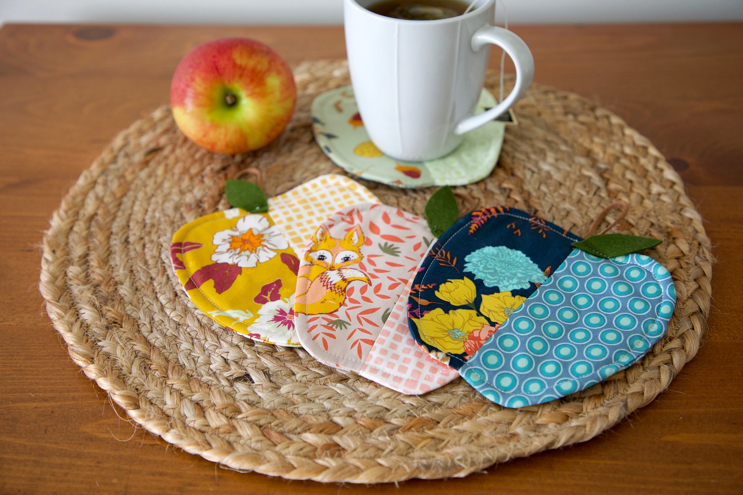Autumn Vibes Apple Season Coasters 2.jpg