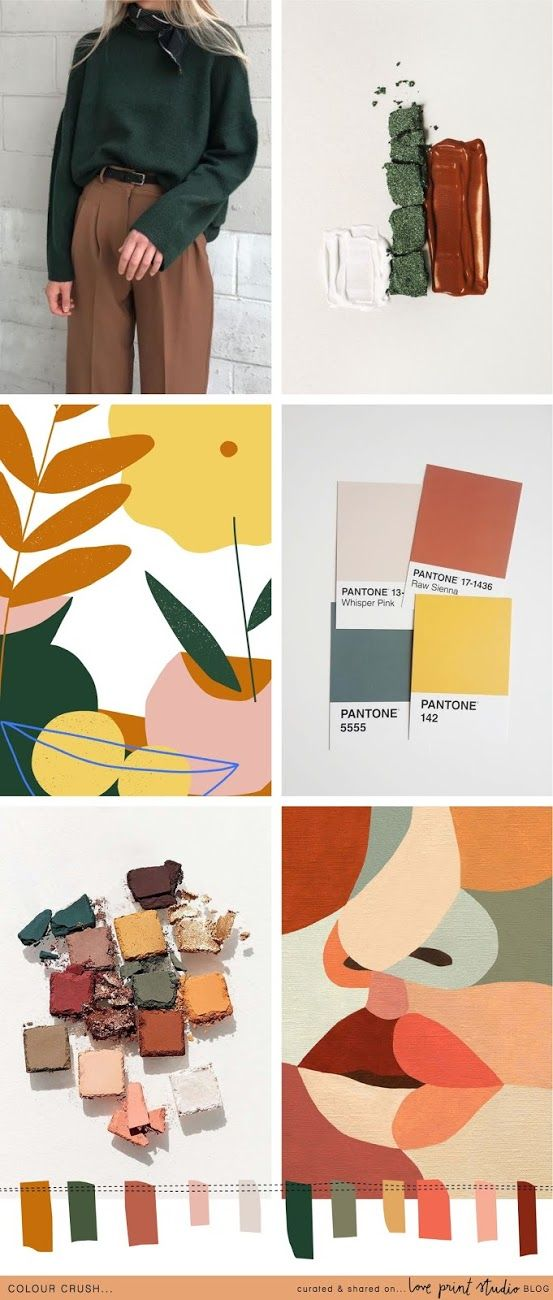 Colour Crush from Love Print Studio Blog