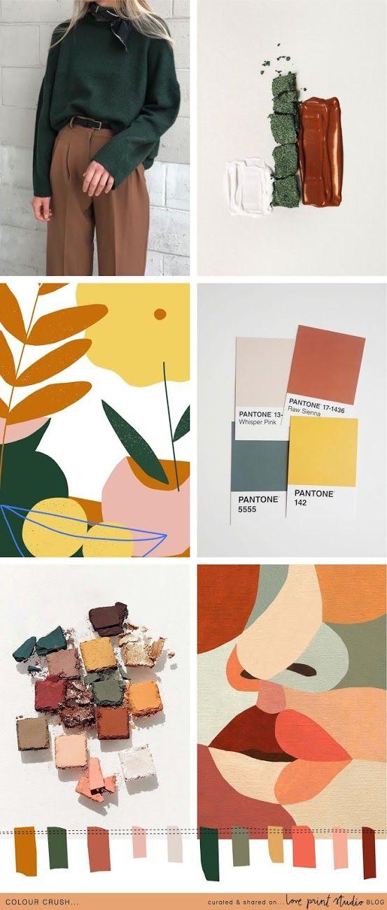 Colour Crush from Love Print Studio Blog