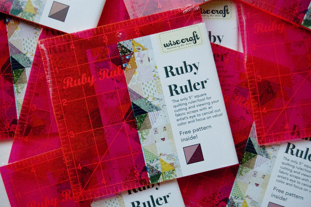 Wise Craft Ruby Ruler™