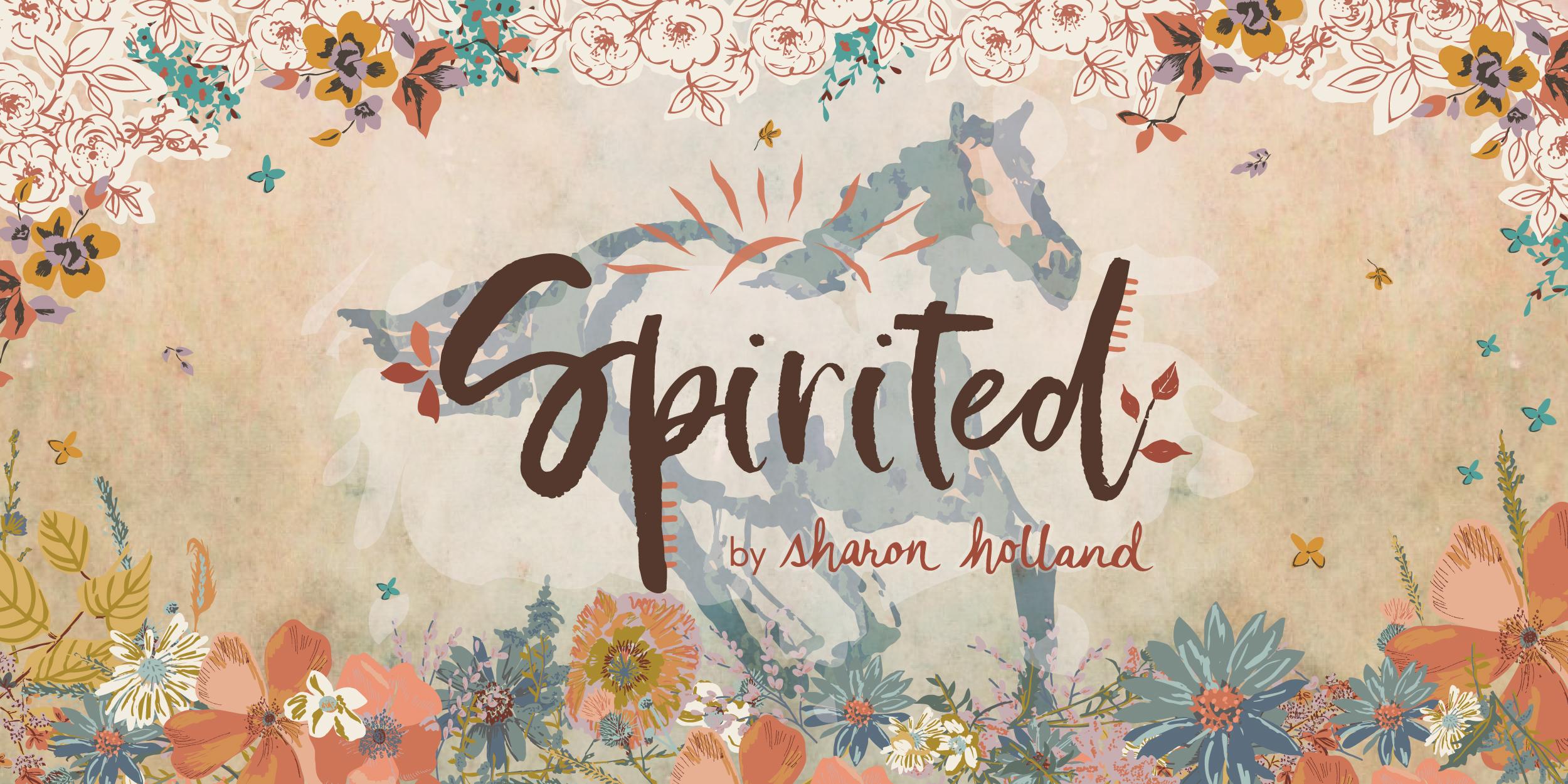 Spirited by Sharon Holland