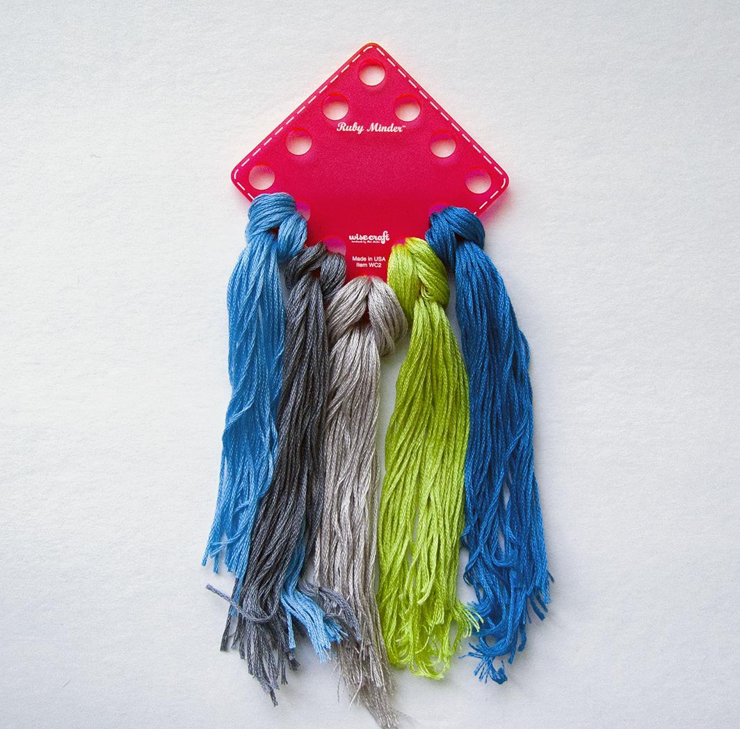 Ruby Minder™ by Blair Stocker of Wise Craft Handmade