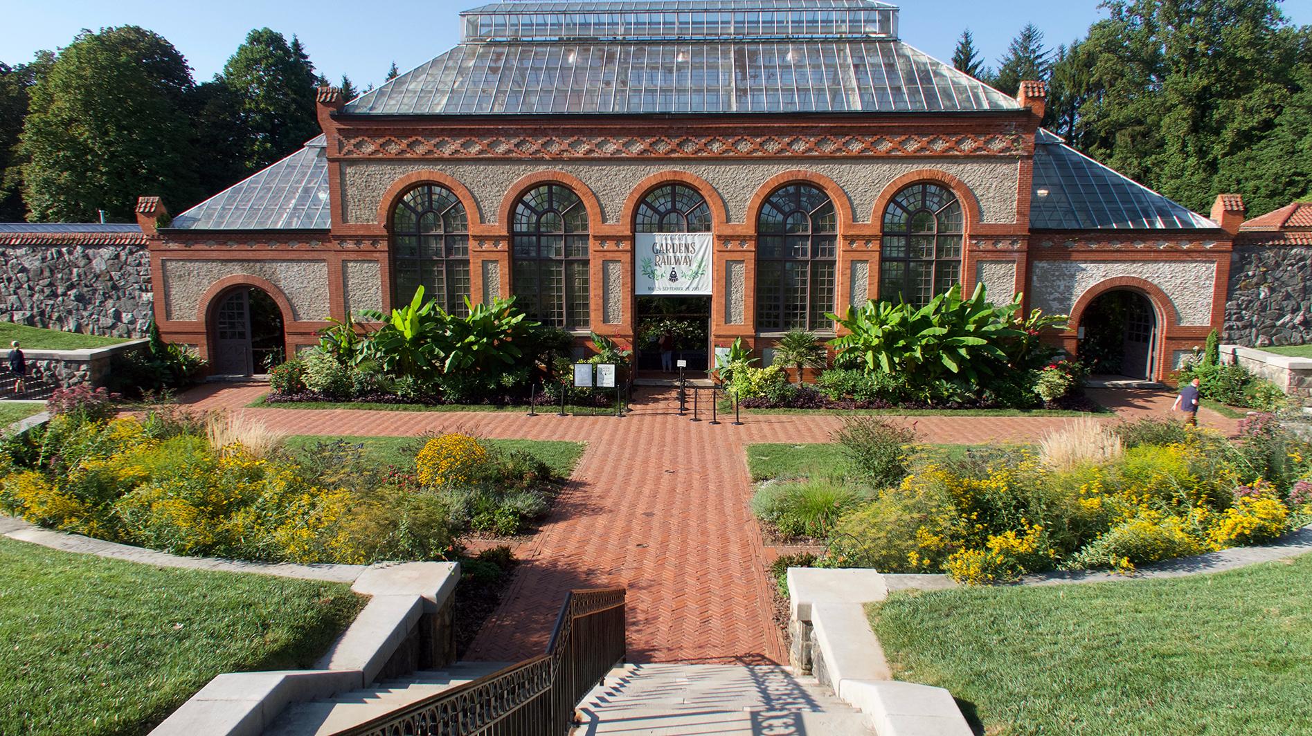 Conservatory Biltmore Estates