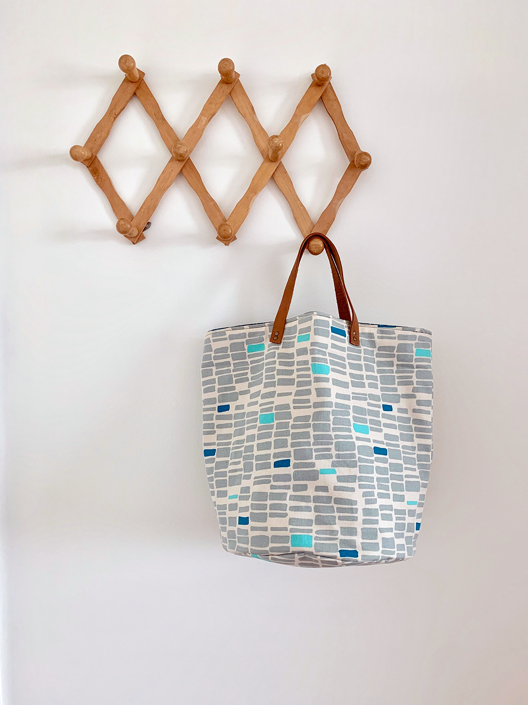 Soft Storage Bucket from That Handmade Touch by Svetlana Sotak