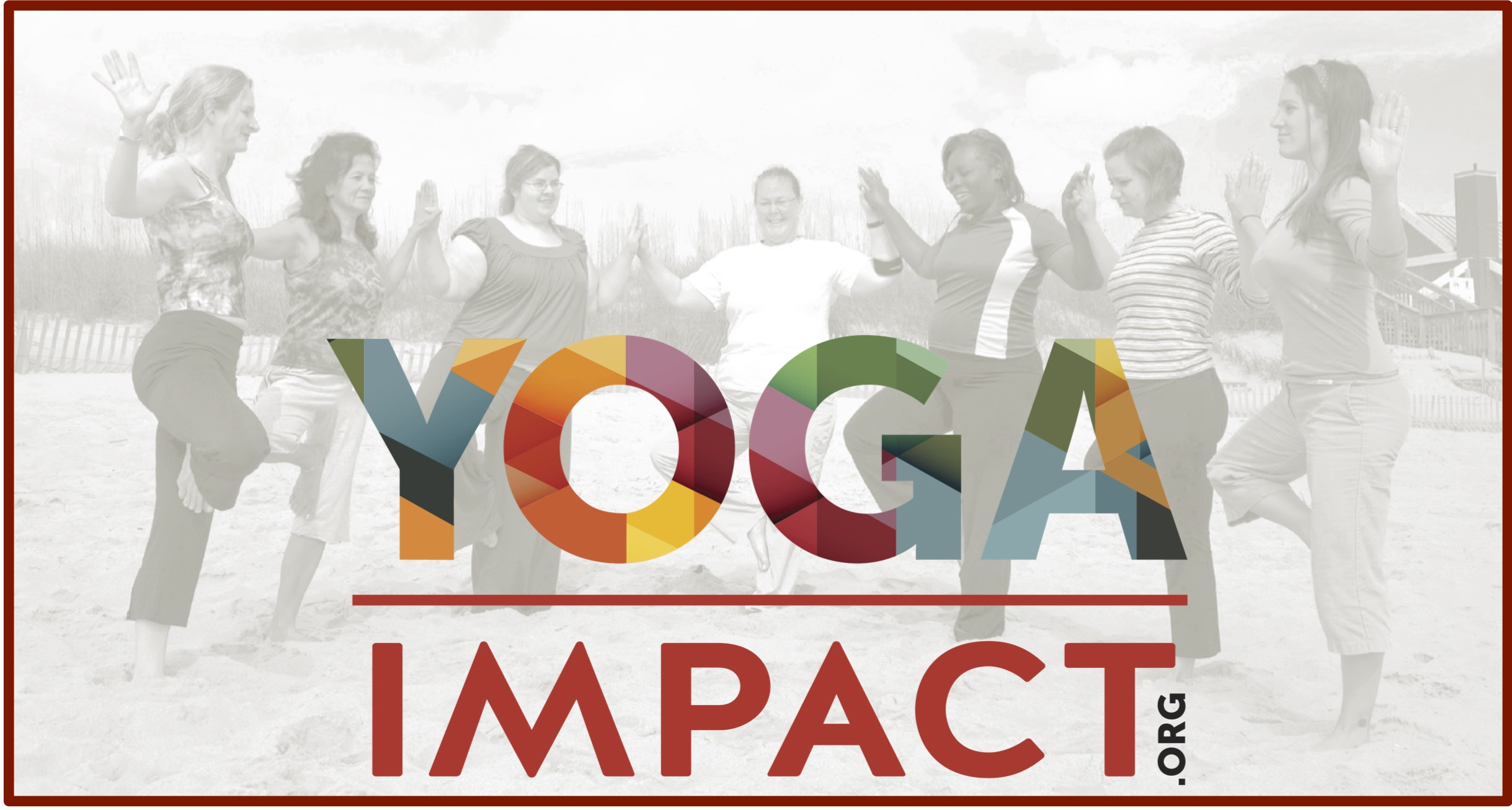 YOGA IMPACT strives to eliminate the gap in how wellness is distributed - by training yoga teachers and supporting wellness projects in communities that have been marginalized.