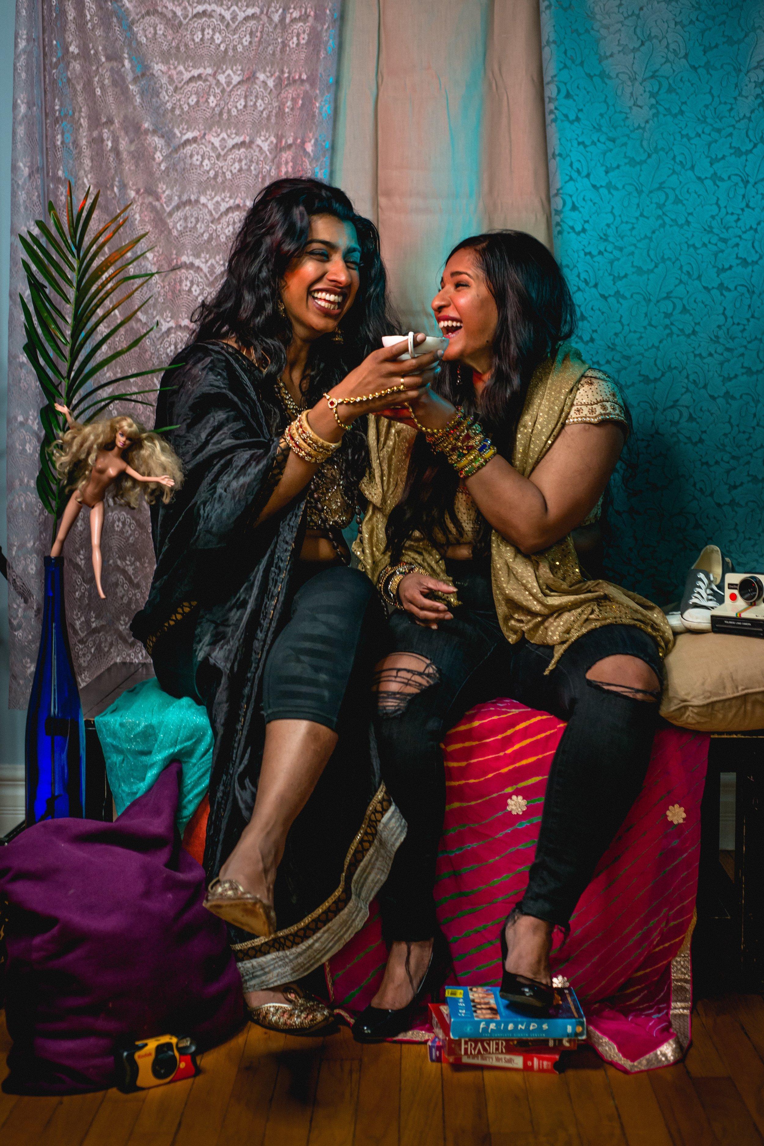Ranirageradio - by Meg Indurti & Sonal AggarwalA discourse in discomfort