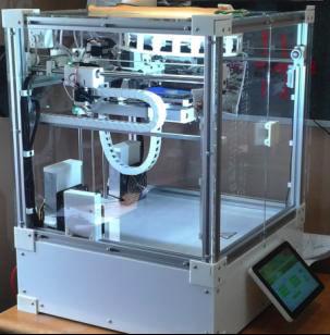 Kühling&Kühling RepRap Industrial 3D Printer