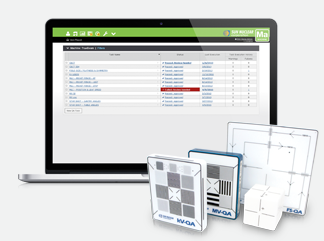 SNC MACHINE™   is a web-browser based automated, efficient and flexible database solution for analysing,storing and trending imaging and mechanical QA including VMAT tests, CBCT, WL, starshots and more. All hardware, software and services are pre-installed ready for use.    SNC Phantoms :  MV-QA  &  kV-QA  (imaging),  FS-QA  (including scaling, asymmetric light/radiation field alignment), and  WL-QA  imaging QA phantoms for daily, monthly & annual QA on MV beams, EPIDs and kV panels. Use in conjunction with   SNC MACHINE™   to analyse images for commissioning and ongoing QA, (or use your existing phantoms).