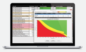 PlanIQ™   evaluates, scores and benchmarks treatment plan quality. Use to check feasibility of clinical goals for a patient-specific geometry, verify auto planning, compare plans and ultimately improve radiation oncology's treatment plan outputs.